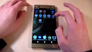 Обзор Sony Xperia XA2 Ultra (H4213)