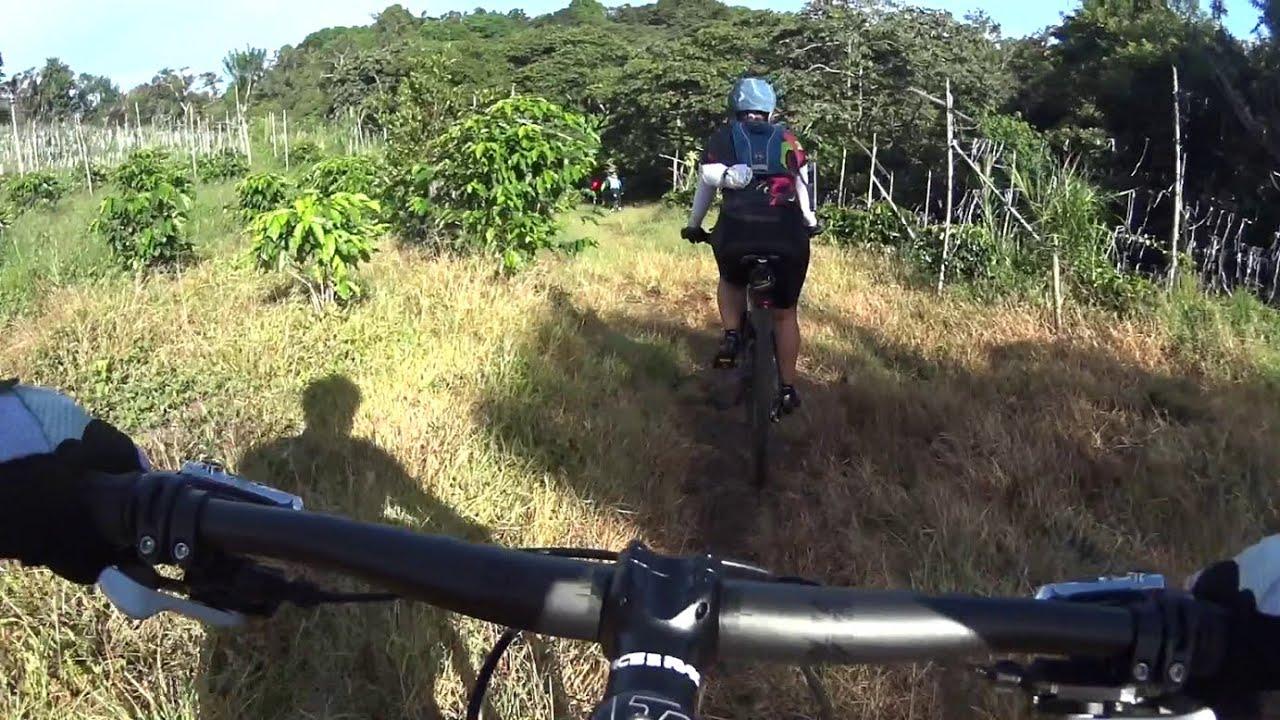 Ruta MTB Montañas de Santa Bárbara en Heredia Costa Rica