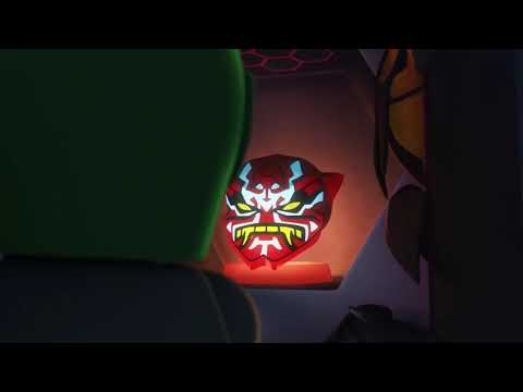 LEGO NINJAGO LLOYD CHASES MR E GHOST WHIP MUSIC VIDEO (HD)