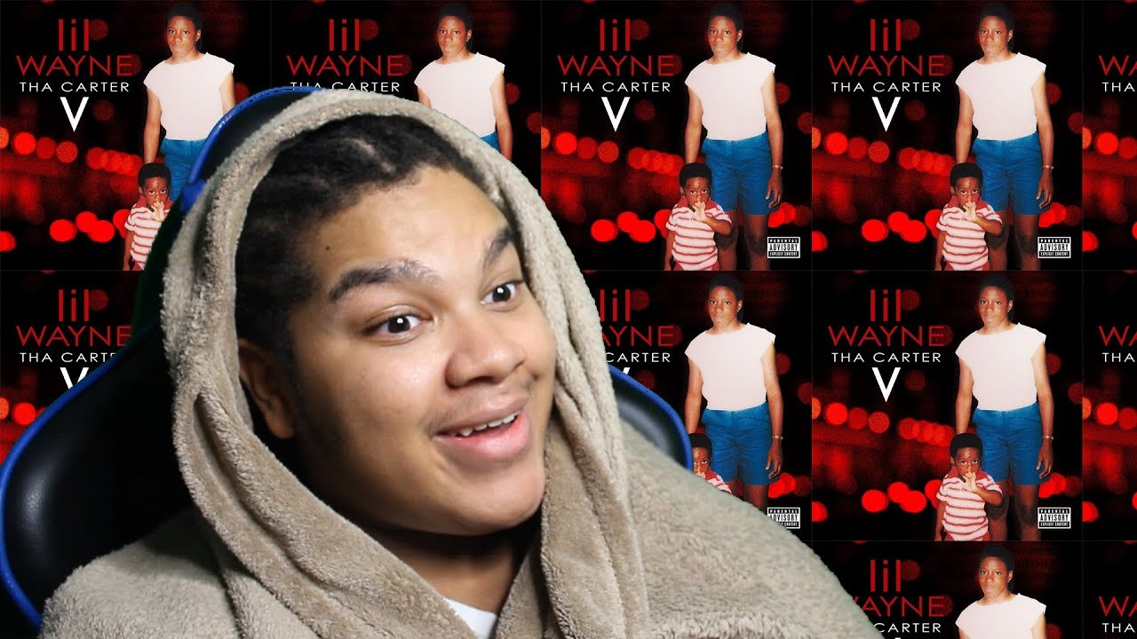 Lil Wayne Tha Carter V First Reaction Review