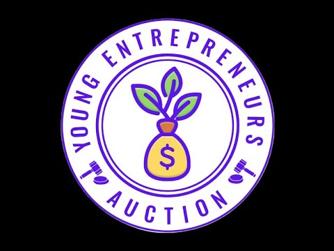Virtual Party For Kids/Teens In (Or Interested In) Business - Young Entrepreneurs Auction