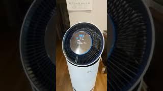 LG전자 퓨리케어 360도 공기청정기 AS280DWFC…
