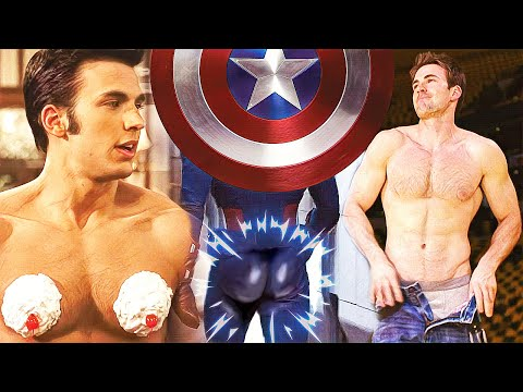 All About Shirtless Chris Evans (1080p HD)