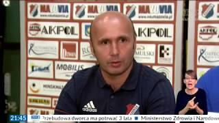 2020-07-11 1/2 PP: MKS Mazovia Mińsk Maz. - MKS Świt Nowy Dwór Maz. 0:2 (0:0) bramki i relacja