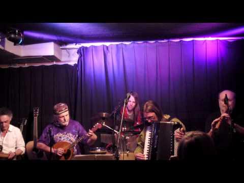 Musikgruppen RAA live at BigBen March 2014