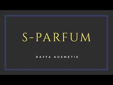 S Parfum. Аналог люксовых ароматов.