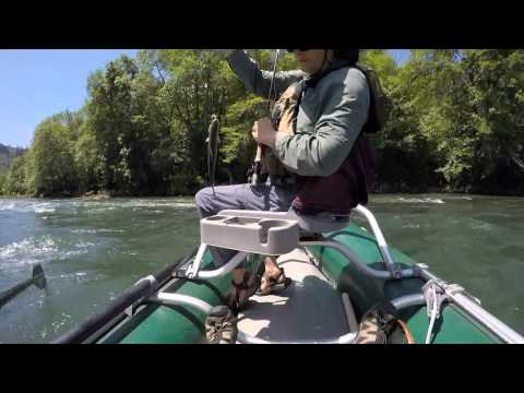 Fly Fishing Rogue Elk to Shady Cove
