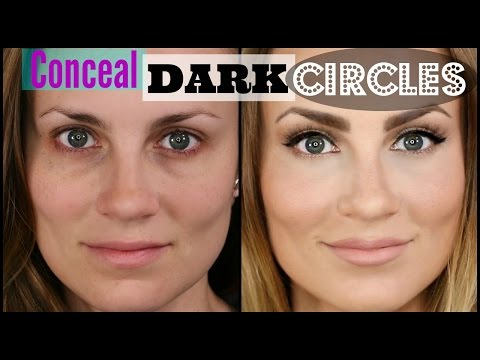 How to Cover Dark Under Eye Makeup