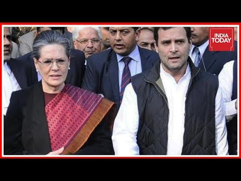 Rahul Gandhi Nominated To Take Over As Congress Party President