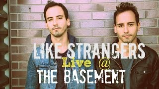 Like Strangers - Live at The Basement 2/03/2015  (Highlights)