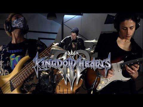 Skrillex & Utada Hikaru - Face My Fears (KH3) - Luke Holland Ft. Bubby Lewis & Yas Nomura Remix
