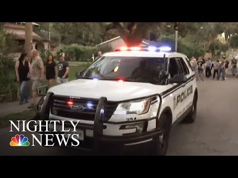 Tampa Residents Terrorized By Possible Serial Killer | NBC Nightly News