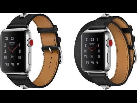 New Apple Watch band Hermès' Médor will arrive on November 14.