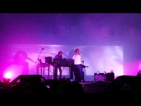 Underworld live In Bangkok - push upstairs (Super Summer Sound 2017)