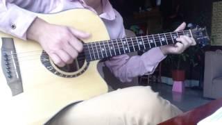 LẠC TRÔI (Sơn Tùng MTP)- Guitar acoustic cover - đệm hát - hợp âm chuẩn