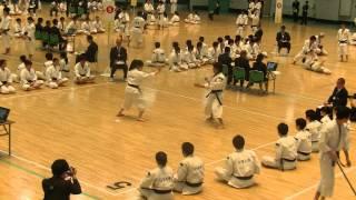 2013関東 男女二段以上 早稲田 中村・田部井
