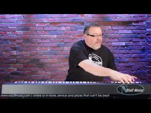 Yamaha P-45 Digital Piano | N Stuff Music Product Review