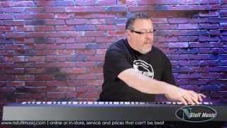 Yamaha P-45 Digital Piano   N Stuff Music Product Review