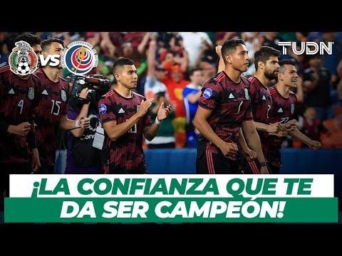 ¡Con sangre fría! Los penales MAGISTRALES de Orbelín Pineda y Luis Romo | México vs Costa Rica |TUDN