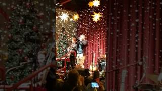 Cat Ballou feat. Mo-Torres feat. Lukas Podolski - Liebe Deine Stadt (live Weihnachtsmarkt am Dom)
