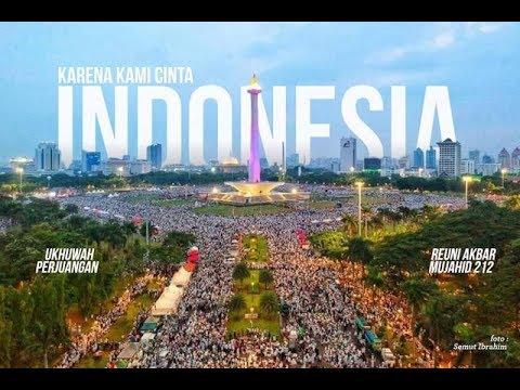 Reuni Akbar 212 2018, Monas - Jakarta Pusat