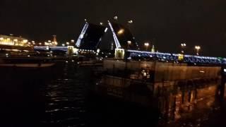 Поднятие Мостов, СПБ Июнь 2016