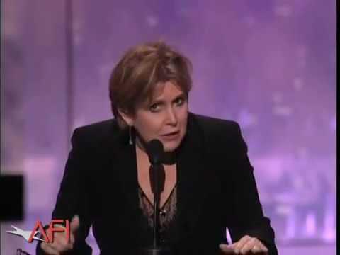 Carrie Fisher Salutes Meryl Streep