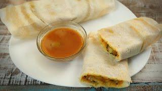 How to make Masala dosa - Popular South Indian Breakfast Recipe - Masala Trails
