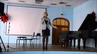 Полина Гагарина - я не буду (cover) - Валерия Астафьева