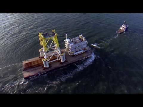 STX France - Offshore wind and marine energy