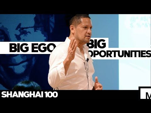 Increasing Productivity with the 7 Egos At Work  | Shanghai 100 (23/100)