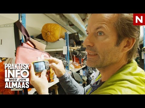 Praktisk Info | Jon finner frekke feriebilder på hittegodskontoret på Oslo S | TVNorge