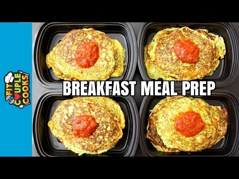 How To Meal Prep - Ep. 40 - BREAKFAST ($3/Meal)