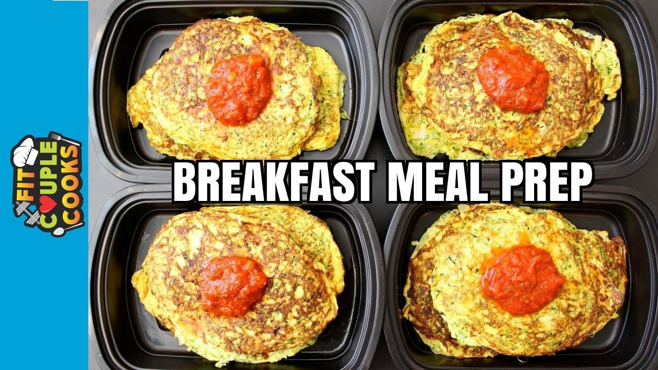 How to Meal Prep – Ep. 40 – BREAKFAST ($3/Meal)