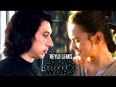 Star Wars Episode 9 Reylo Kiss Scene! Leaked Details Revealed (Star Wars The Rise Of Skywalker)