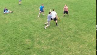 spike ball xff kelly save drone footage