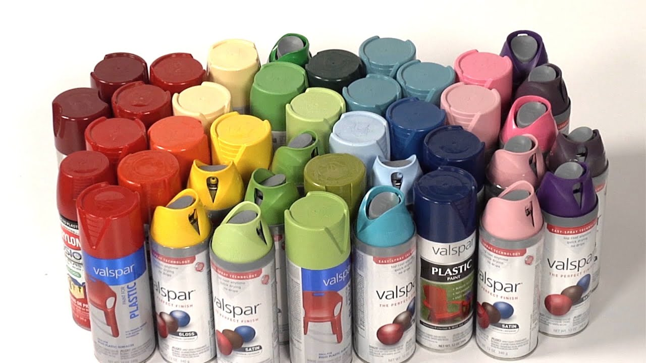 what type of paint is spray paint