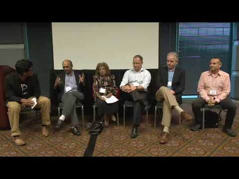 Discussion Panel - Solving Business Problems Using Predictive Analytics