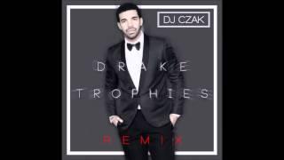Drake - Trophies Instrumental Remix [DJ CZAK REWORK]