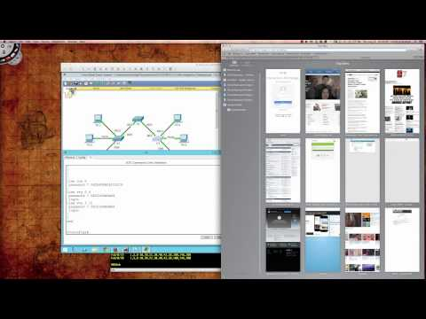 Spring 2014 - CSI158-84x (Week #2 - 04012014) - Packet Tracer 3.4.1.2 Tutorial