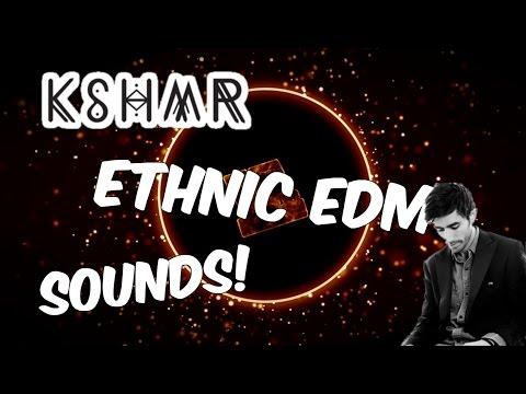 EDM Tribes Of East - Ethnic EDM / KSHMR Style Drums, Presets & More!