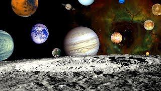Супер фильм!!! Планеты солнечной системы  Документальный фильм космос 2017