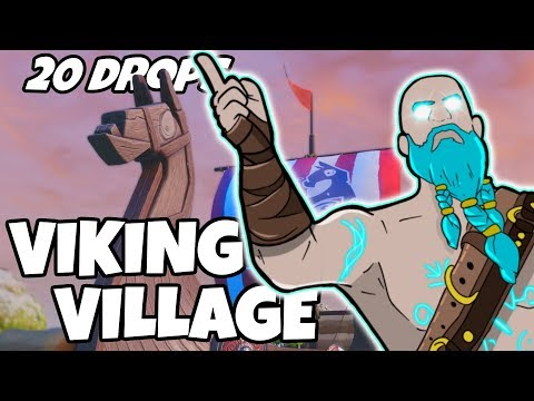 I Dropped Viking Village 20 Times And This Is What Happened