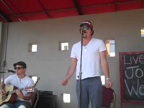 Josh Weathers & Nick Choate acoustics set (Michael Jacksons Rock With You