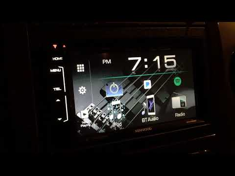 Full In-Car Kenwood Android Smartphone Control | FunnyCat TV