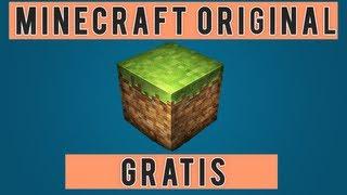 Como Conseguir Minecraft Original Gratis e Colocar Skins.