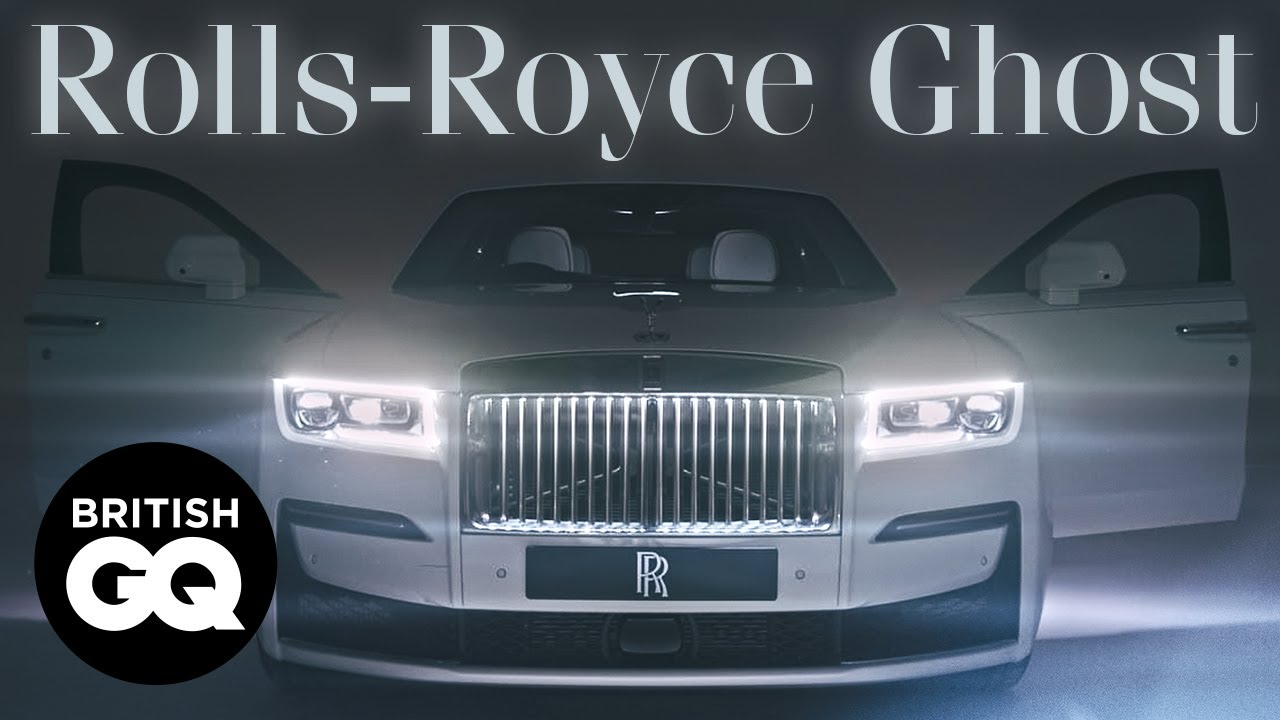 An exclusive look at the new Rolls-Royce Ghost | British GQ
