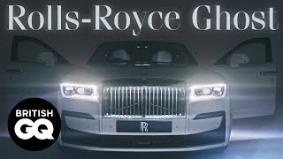 An exclusive look aт the new Rolls-Royce Ghost | British GQ