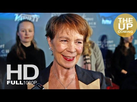 Celia Imrie interview on Finding Your Feet at Newport Beach Film Festival UK Honours