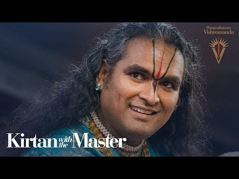 Sri Radhe | Kirtan with the Master